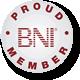 BNI Oxfordshire Proud Member